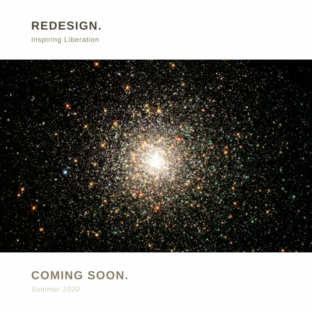 Inspiring liberation is being redesigned. Coming soon.