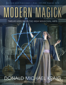Cover art for Modern Magick: Twelve Lessons in the High Magickal Arts by Donald Michael Kraig